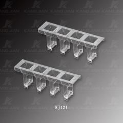 康健 KJ121 中勤世帝血凝杯 140只/盒