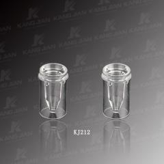 康健 KJ212 贝克曼CX生化杯 1500只/包