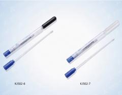 康健 Amies 运送培养基介质拭子 KJ502-6 带活性炭 100支/盒