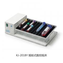 康健 KJ-201BY 翘板式数控摇床 一台