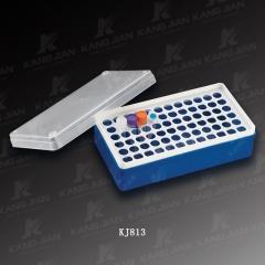 康健 KJ813 离心管盒 72孔 单个 适用1.5ml离心管