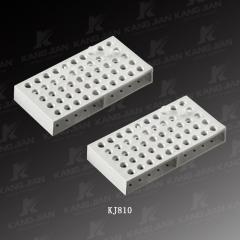 康健 KJ810 离心管架(配0.5ml*50孔) 单个