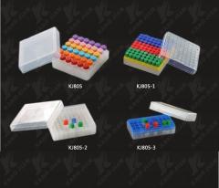 康健 KJ805 冷冻管盒 36格